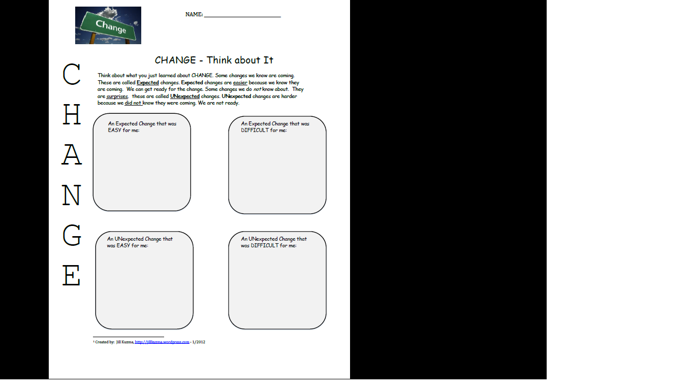 worksheet Social Thinking Worksheets Free flexibility jill kuzmas slp social emotional skill sharing site 2