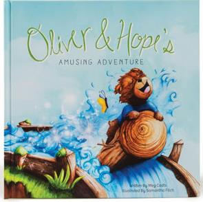 Oliver and Hope Book